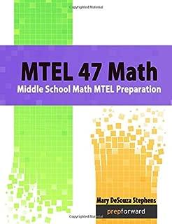MTEL 47 Math: Middle School Math MTEL Preparation