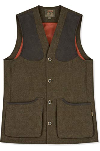 Musto Technical Tweed-Weste Herren Thornberry