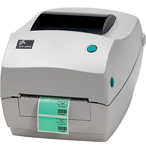Zebra TLP 2844 stampante per etichette (CD) 203 x 203 DPI