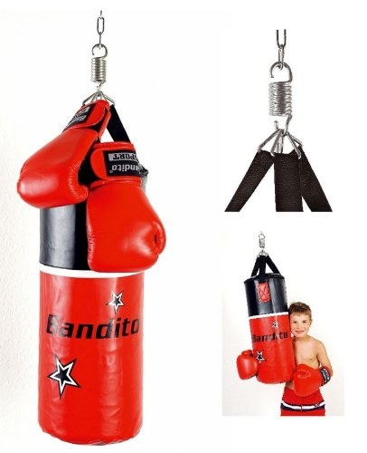 Unbekannt Boxsack Bandito Junior Set