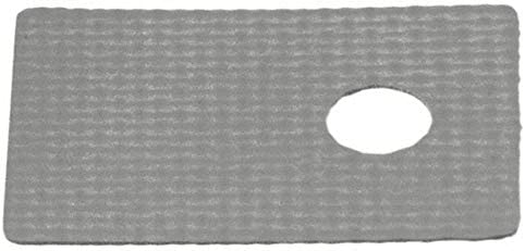low-pricing THERM PAD 19.05MMX12.7MM Max 80% OFF GRAY 100 of Pack