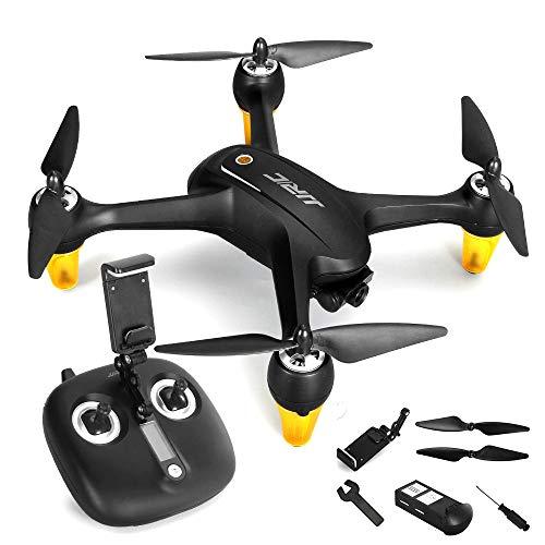 Thole RC Drohne mit Full HD Kamera 5G live Übertragung und GPS Lange Flugzeit Quadrocopter ferngesteuert mit Follow Me automatische höhenhaltung Coming Home für Anfänger