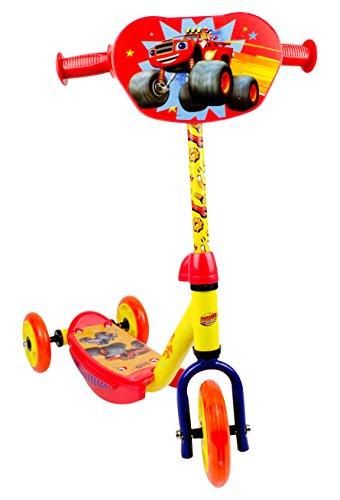 Blaze und die Monster Maschine obmm110120mm 3Räder Roller