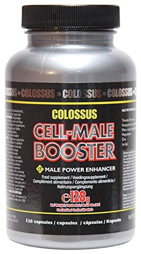Colossus - ANABÓLICO NATURAL CELL MALE BOOSTER - 120 cáps.