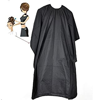 ewinever 1PCS Nylon Professional Barber Wrap Coloring Hairdressing Gown Hair Cut Cape Waterproof