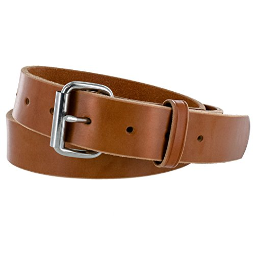 Hanks Gunner - USA Made Concealed Carry CCW Leather Gun Belt - 100...