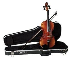 top rated Becker, 4-string violin, satin brown (1000SF) 2021