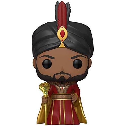 Funko- Pop Vinile: Disney: Aladdin (Live Action): Jafar Figura da Collezione, Multicolore, 37025
