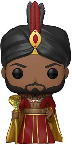 Funko-Pop Vinilo: Disney: Aladdin (Live Action): Jafar Figura Coleccionable, Multicolor (37025)