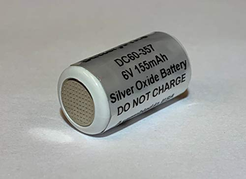 BatteryPrice 6v Battery for Dog Guard and Contain a Pet Collars