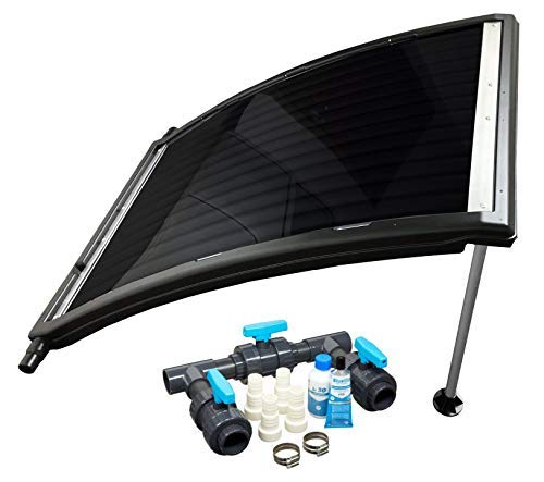 well2wellness® Pool Solarheizung Poolheizung Solar 'Exclusiv' Plus Bypass-Set Basic (023921)