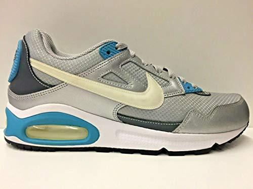 Nike Scarpe Sneakers Uomo Originale Air Max Skyline 343886 024 Pelle PE New