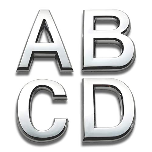 a b c d wall decals - 1