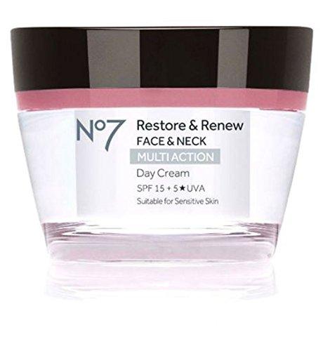 No7 Restore & Renew Viso & Collo Multi Azione...