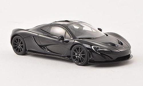 McLaren P1, metallic-Schwarz 2011, Modellauto, Fertigmodell, AUTOart 1 43