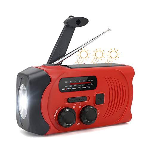 TKOOFN Radio d'Urgence à Manivelle FM AM, Radio de...