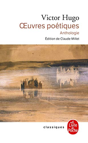 Oeuvres poétiques - Anthologies
