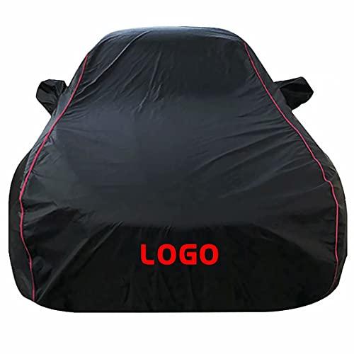 Uoocon Autoabdeckung Kompatibel mit Audi A3 A3 Quattro A4 A4 Quattro A6 A6 Quattro 4-Door Sedan/Wagon/Hatchback, wasserdichte...