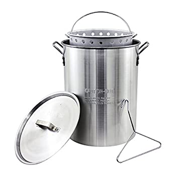 Best stock pot with strainer Reviews