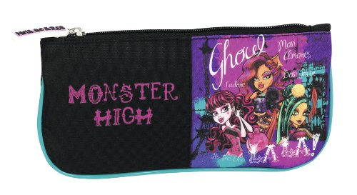 Trousse Monster High trousse scolaire Monster High trousse scolaire 2014