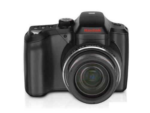 Kodak Z1015 is Digitalkamera (10 Megapixel, 15-Fach Opt. Zoom, 7,6 cm (3 Zoll) Display, Bildstabilisator)