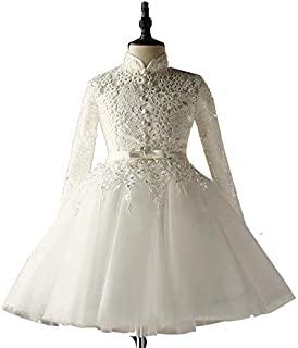White Special Occasion Dress For Girls