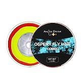ANGLER DREAM 3 WT Fly Fishing Line...
