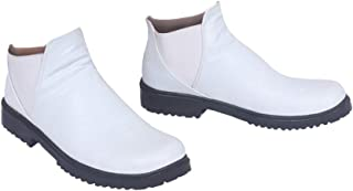 Kara AX400 Housemaid Android Game Casual Flat White Cosplay Shoes S008