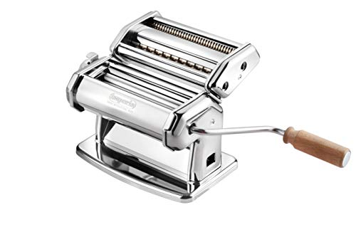 Imperia Sp150 Maquina Pasta Manual, Plata,...