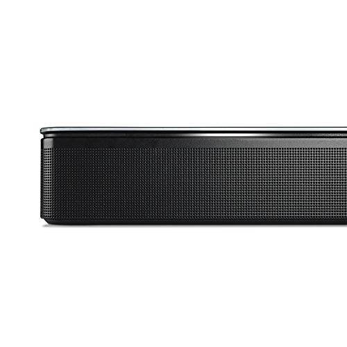 Bose Soundbar700 mit Integrierter Amazon Alexa-Sprachsteuerung Schwarz