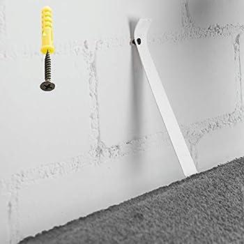 TecTake Arbre à Chat Griffoir Fippi 201 cm - diverses couleurs au choix - (gris-blanc | no. 402184)