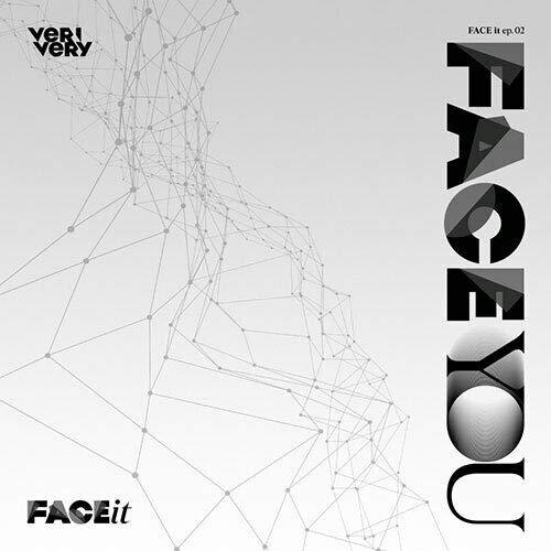 VERIVERY [FACE YOU] 4th Mini Album OFFICIAL VER CD+POSTER+Fotobuch+Foto+2ea Karte+TRACKING CODE K-POP SEALED