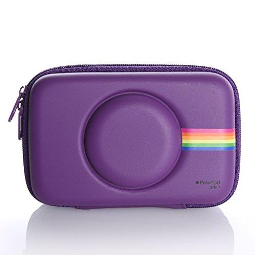 Polaroid Schutzhülle aus Silikon Snap & Snap Touch Instant-Print-Digitalkamera (Lila)