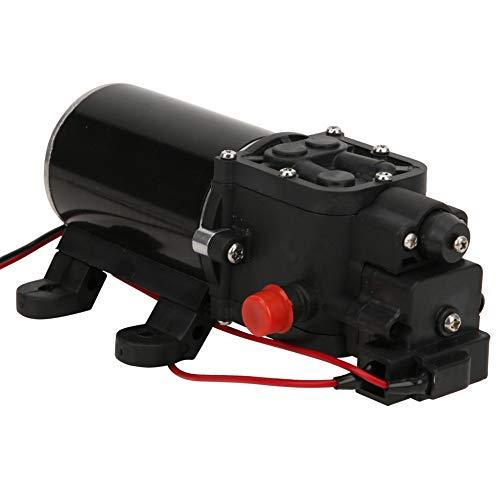 Rehomy Diafragma micro de alta presión de la limpieza del motor del conductor eléctrico de los plásticos de la ingeniería del yate del agua 12V