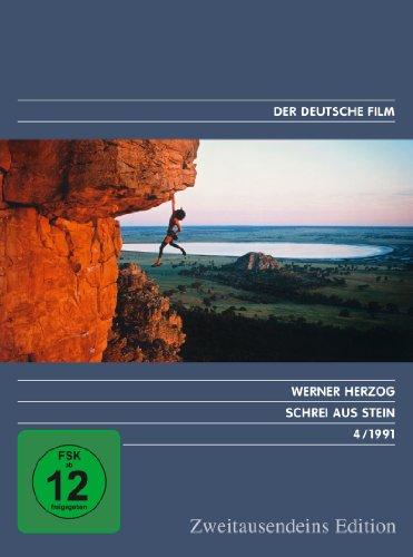 Schrei aus Stein - Zweitausendeins Edition Deutscher Film 4/1991.