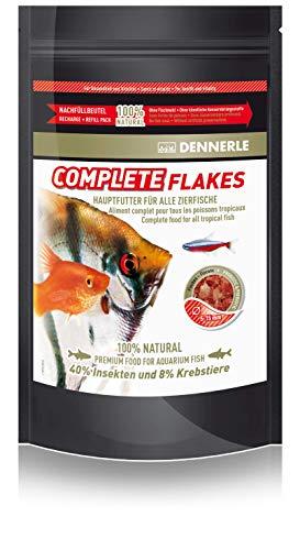 Dennerle Complete Gourmet Flocons 750 ml, recharge/sachet