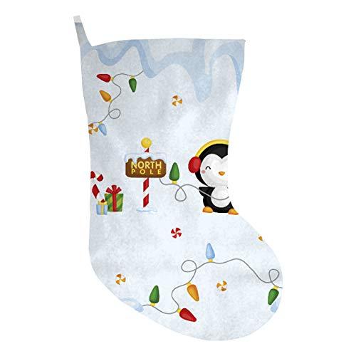 My Custom Style Calza Befana In Microfibra #Natale-North Pole# 100