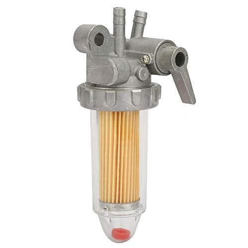 Stookoliefilter, ABS vervangende stookoliefilter voor dieselgeneratormotor 186FA 178FA 186F 5KW