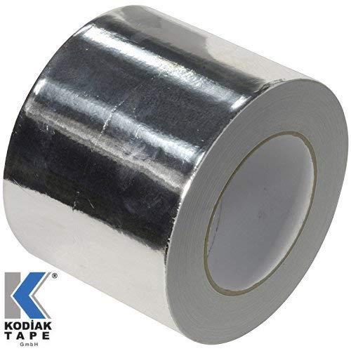 Aluminiumband 100mm x 30m Aluminium Aluband Klebeband Aluminiumklebebänder selbstklebend Dichtband isolierband (0,333 EUR/m)
