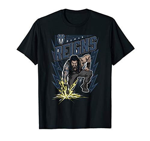 WWE Roman Reigns Comic Splash T-Shirt