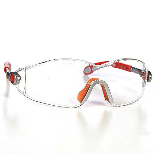 Óculos de Segurança Vulcano2 Clear-PROSAFETY-VULC2ORIN
