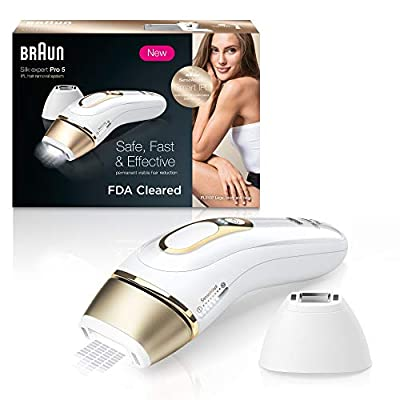Braun IPL Hair Removal for