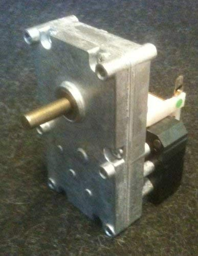 Auger Motor For Osburn Pellet Stove 1 RPM - 12-1010 MFR