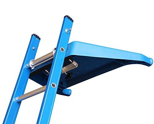 Alumexx Laddermax - Ladder - Max - Kunststof Muurafhouder - Universele Max - Reform - Ladder - Plateau - Ladder - Ladder - Accessoires - Ladder - Toebehoren