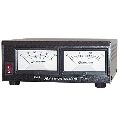 Astron SS-25M Desktop Switching Power Supply 13.8V 25A-Astron. Buy it now for 184.00