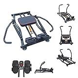 Fitness FLMD412N Rematore Row Rower Rowing Machine Vigatore Vocatore Vogatore Professional...