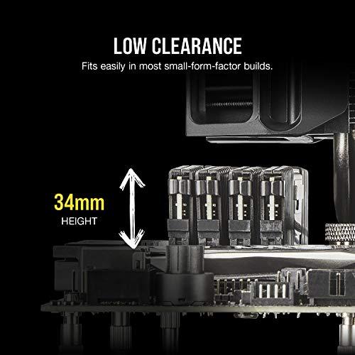 Corsair Vengeance LPX 16GB (2x8GB) DDR4 DRAM 3000MHz C15 Desktop Memory Kit - Black (CMK16GX4M2B3000C15) Arkansas