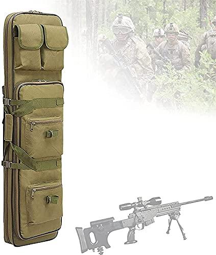 Funda para Armas Largas, Bolsa para Rifle Funda para Transporte de Armas, Mochila para Carabina, Almacenar o Transportar Rifles Individuales, 600D Oxford Impermeable (Size : 100cm)