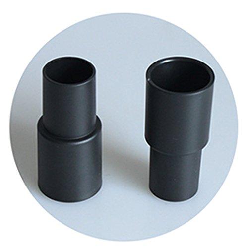 EMVANV 32 mm a 35 mm Universal plástico aspirador adaptador de manguera de conexión convertidor para aspiradoras piezas accesorios herramienta de cabeza