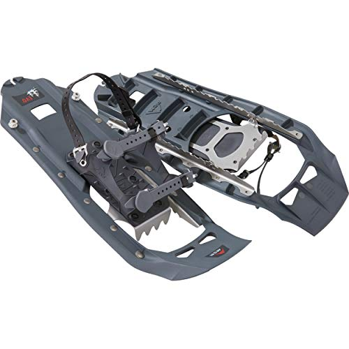 MSR Evo Trail 22 Inch Hiking Snowshoes, Charcoal